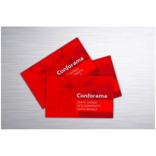 A GAGNER: 5x 1 Carte cadeau Conforama de CHF 200.-