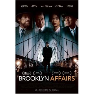 "A gagner 50 invitations en avant-première du film ""Brooklyn Affairs"""