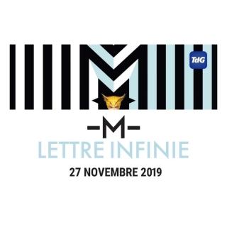 """Gagnez 20x2 billets pour le concert de -M-, mercredi 27 novembre, à l'Aréna, Genève. Nouvelle tournée """"Lettre infinie"""""""