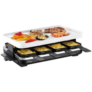 Raclette party entre amis? Gagnez votre Appareil à raclette électrique 8 personnes TRISA !