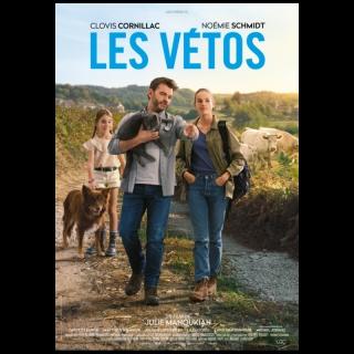 """Gagnez vos invitations pour lune des projections en avant-première du film """"LES VÉTOS"""" en présence de lactrice Noémie Schmidt!"""