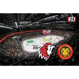 Gagnez des lots exceptionnels à l'occasion du match LHC vs SCL Tigers, mardi 25 février à 19h45 à la Vaudoise aréna!