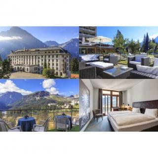 2x 1 séjour de 2 nuits à l'Arenas Resort Altstein à Arosa pour 2 personnes à gagner!