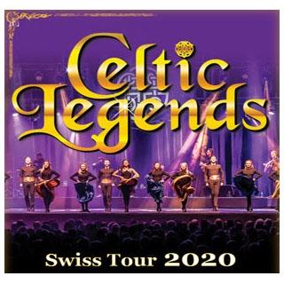 Gagnez 10x2 places pour Celtic Legends samedi 29 février au Théâtre du Léman!