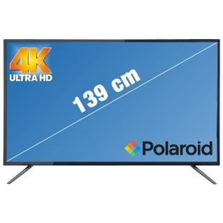 Gagnez votre Télévision LED POLAROID HD 4k de 139cm Valeur: CHF 799.-