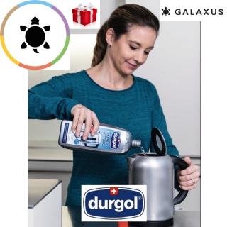 2x1 Paquet de produits Durgol + 1 bon d'achat Galaxus d'une valeur de CHF 550.- à gagner!