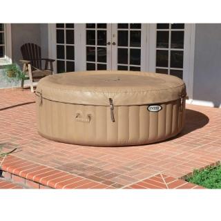 On a tous rêvé un jour d'avoir un spa à la maison? Voeux réalisé !