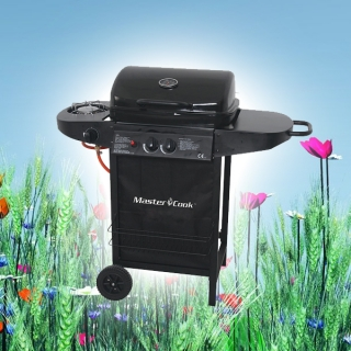 Les beaux jours sont là, soyez prêts! Gagnez votre Grill à Gaz  et devenez le Top Chef de la grillade.