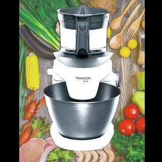 Gagnez l'un des plus remarquable Robot de cuisine multifonctions du marché, LE KENWOOD!