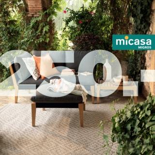 20 bons de CHF 250.- chez Micasa à gagner! C'est le moment de revoir votre déco!