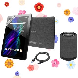 Dernier Jour! Laisse pas passer ta chance magnifique Tablette Polaroid 10.1 32 GB et son Enceinte BT Tissu à gagner!