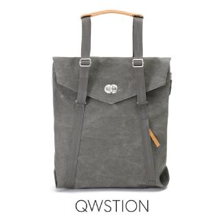 5 x 1 sac à dos Tote Organic Washed Grey d'une valeur de CHF 210.- !