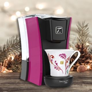 """C'est bientôt Noël gagnez l'une des cinq machines à Thé """"Special.T"""" By Nestlé!"""