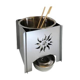 Une petite envie de gourmandise à deux ? Gagnez 2 x 1 Kit fondue pour 2 personnes !