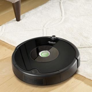 Gagnez votre aspirateur autonome iRobot Roomba 606 0.6L, d'une valeur de CHF 259.- !