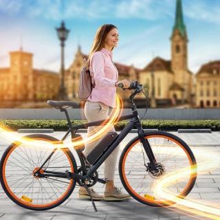 In der Stadt oder in den Bergen ist das E-Bike der ideale und trendige Partner! Gewinnen Sie ein E-Bike im Wert von CHF 2'500.-!