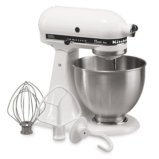 Gagnez 3 x 1 robot de cuisine KitchenAid K45 d'une valeur de CHF 369.- !