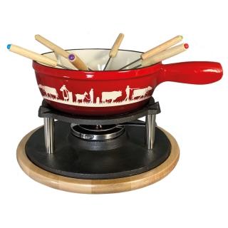 Une petite envie de gourmandise? Gagnez ce magnifique set fondue classic !