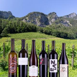 Tentez de gagner 6x1 magnifique coffret de dégustation de vins bios, d'une valeur de CHF 160.- !