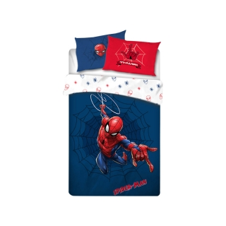 Dernier jour ! Faites plaisir à vos enfants ! Gagnez cette magnifique parure de lit SPIDERMAN !
