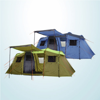 Envie ou besoin d'aventure ? Gagne ta tente pour 4 personnes pour partager des moments en famille ou entre amis !