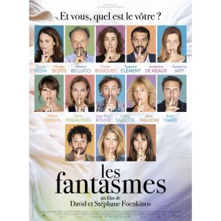 """Gagnez 60x2 invitations pour l'avant premières du Film """" Les Fantasmes """" à Lausanne et Genève !"""