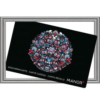 Gagnez votre carte cadeau MANOR d'une valeur de CHF 100.- !