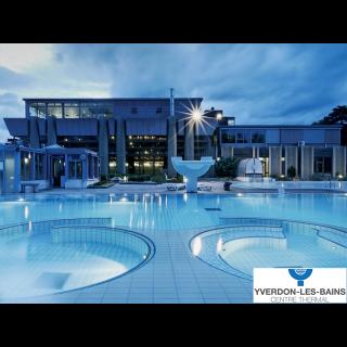 """Gagnez 4x1 magnifique Forfait """"Bulle beauté"""" au Centre Thermal Yverdon-les-Bains d'une valeur de CHF 380.- !"""
